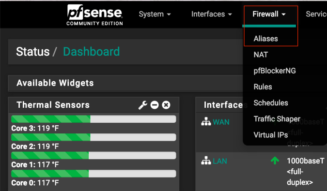 pfsense/Proton VPN & Direct Access For Netflix | Alph@-bl0g t3ch